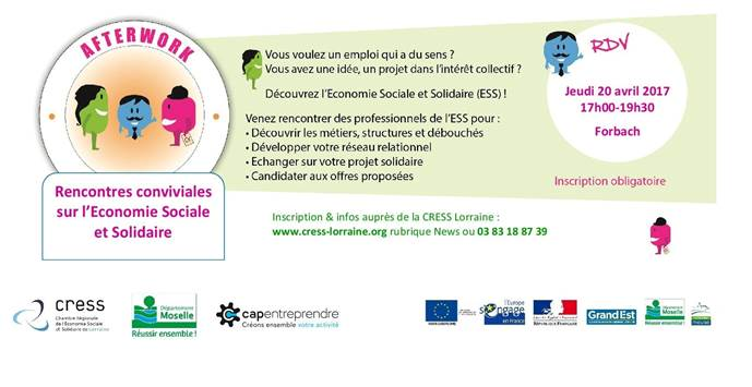 [Agenda] Vous cherchez un emploi : venez au forum Jeun'ESS